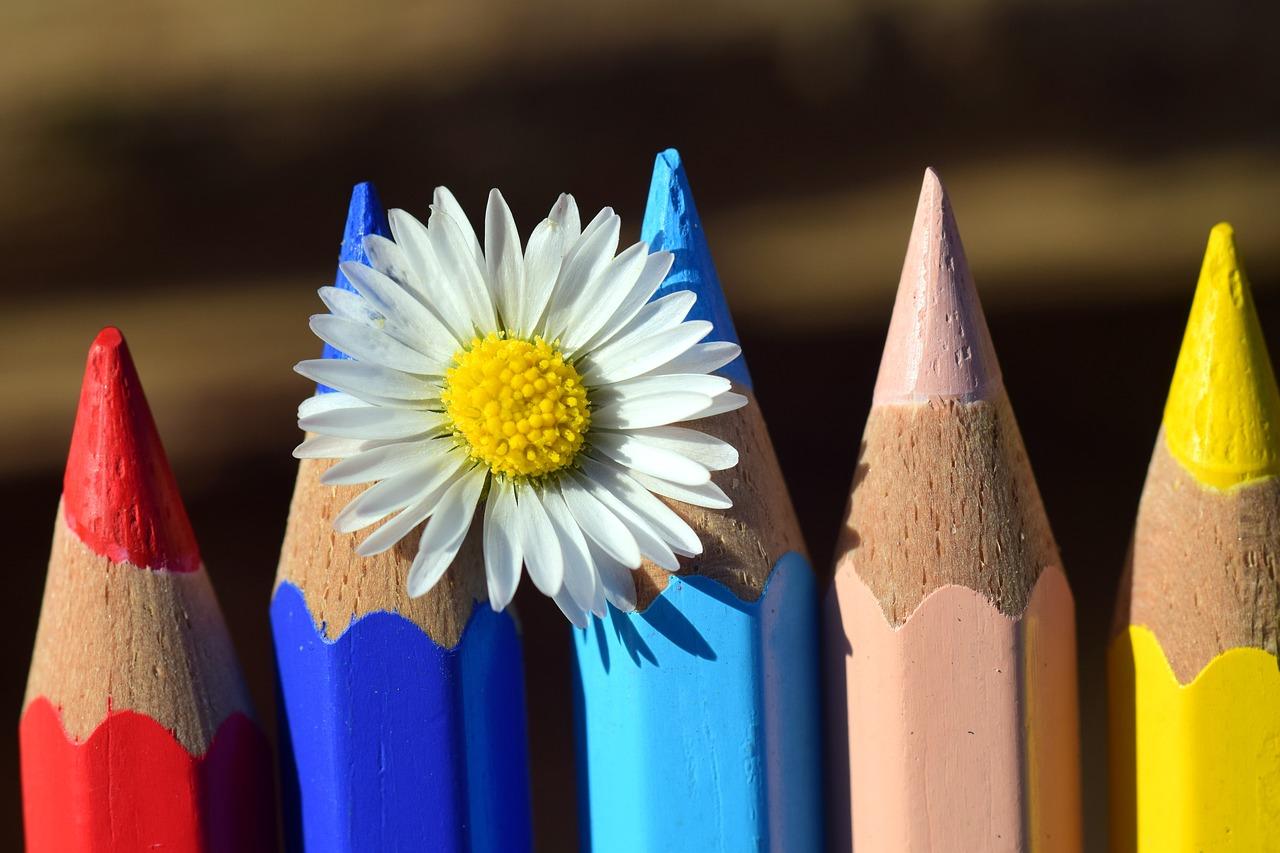 色。ふだん何気なく使っているけれど色が与える印象は無意識レベルで効いている